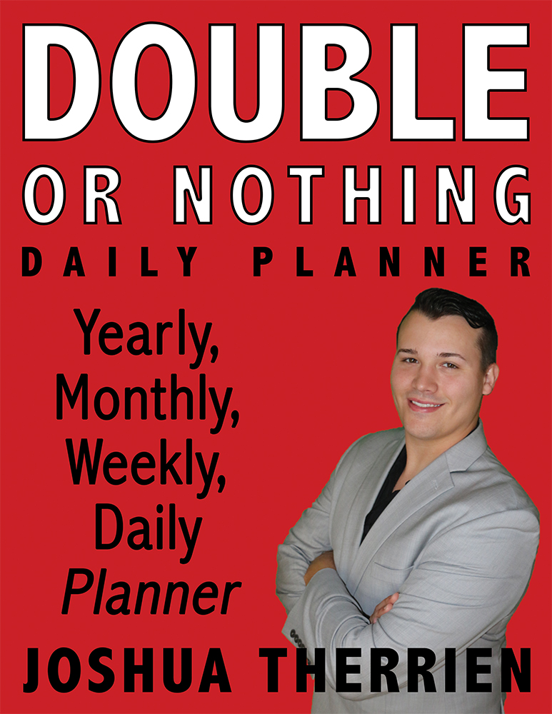 Double Or Nothing Daily Planner